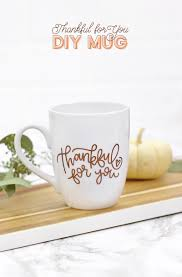 thanksgiving mug thankful for you free thanksgiving svg cut file lou