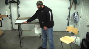 Fish And Game Table The Ultimate Fish And Game Cleaning Stainless Steel Table Youtube