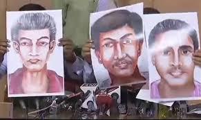 gauri lankesh murder sit releases suspects u0027 sketches rediff com