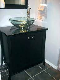 vessel sink and vanity combo lowes vessel sinks sink and faucet combo vessel sink with waterfall