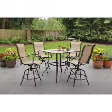 Bar Height Patio Furniture Sets Outdoors Wonderful Bar Height Patio Furniture Set Bar Height
