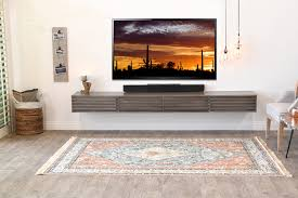 wall mounted tv cabinet design ideas ideas floating wall mount tv stand lotus and feizy rugs and