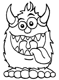 monsters 26 animation movies u2013 printable coloring pages