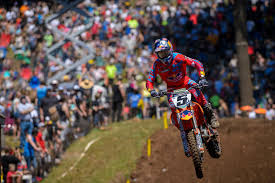 ama motocross on tv interview with ama motocross pro ryan dungey 2014