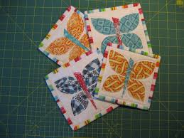 Quilted Rugs Mini Quilt Tutorial For Mug Rugs And Coasters Nero U0027s Post And