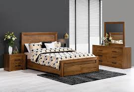 Super Amart King Bed by Madera 4 Piece King Dresser Suite Amart Furniture