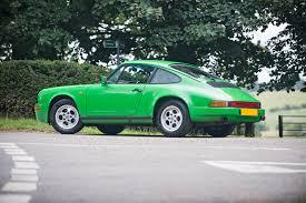 porsche 911 green 1985 porsche 911 3 2 carrera in speedway green sold ferdinand
