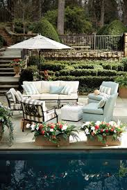 How To Decorate A Patio by What U0027s Your Outdoor Seating Style How To Decorate