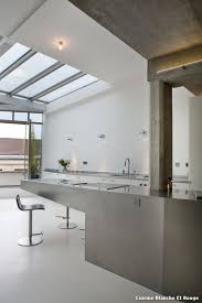 modele cuisine blanche cuisine cuisine blanche industrielle cuisine blanche industrielle