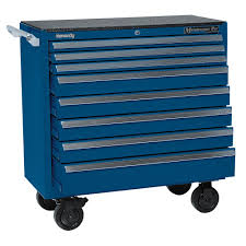 kennedy 8 drawer roller cabinet kennedy 3900mpbl 8 drawer maintenance pro 39 maintenance cart