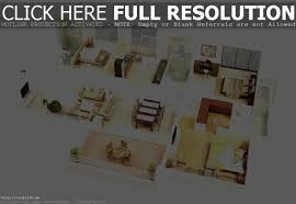 simple 3d floor plans 25 more 3 bedroom plans2 house design ground