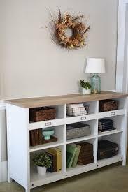 Decorating A Credenza Affordable Furniture Storage Credenza From Sauder Put Together