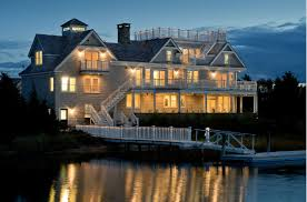 the sweetheart creek home great island waterfront rentals cape