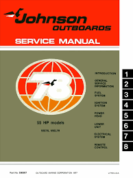 1978 johnson 55 hp outboard service manual pdf electrical