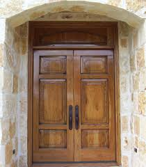 15 natural wood front door designs to inspire shelterness 52