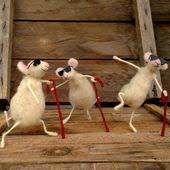 Shrek 3 Blind Mice Oltre 25 Fantastiche Idee Su Three Blind Mice Su Pinterest