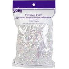 foil shreds metallic foil shreds 1 25 oz bag
