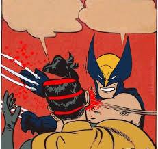Batman Robin Meme Generator - wolverine killing robin meme generator imgflip