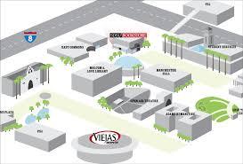 South Dakota State University Campus Map by Store Info