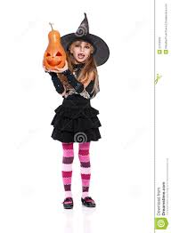 little in halloween costume royalty free stock photo image