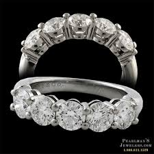 tiffany stone rings images Estate jewelry jewelry tiffany co 5 stone antique wedding ring jpg
