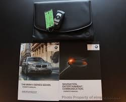 2014 used bmw 5 series certified 550i xdrive m sport exec lighting