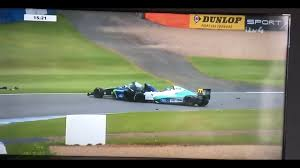 terrifying formula 4 crash will remind you how brutal racing can