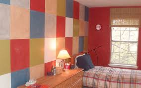 colorful bedroom wall designs room design pinterest painting
