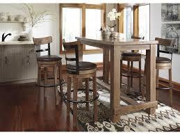 pinnadel pub height bar table belfort furniture pub tables pinnadel pub height bar table