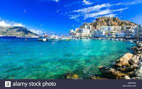beautiful places of greece pigadia town in karpathos island