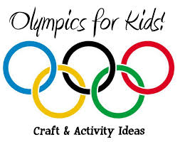olympics for kids craft and activity ideas