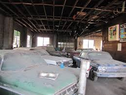 Man Buys Barn Full Of Cars 1940s Chevy Dealer Re Opens To Auction Off 500 Time Capsule Cars