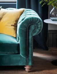 Teal Chesterfield Sofa Sofa Blue Velvet Chesterfield Sofa Superb Royal Blue Velvet