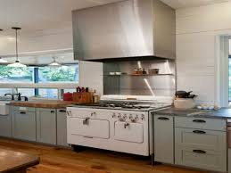 kitchen nice blue grey painted kitchen cabinets best design