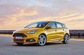 ford focus diesel ford focus st diesel to get powershift transmission in 2016 autocar