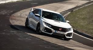 honda civic type r 2017 2017 honda civic type r leaked photo reveals 33 900 price tag