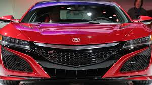 acura supercar avengers acura botched every single aspect of the nsx launch