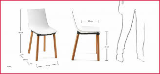 hauteur d une cuisine chaise luxury chaise pour table hauteur 90 cm high definition