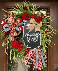 large jar and ladybug wreath stunning www facebook com