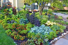 flower and vegetable garden ideas interior design