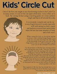 boy hair cut length guide circle cut for kids 01髮型設計 幾何結構圖 pinterest haircuts