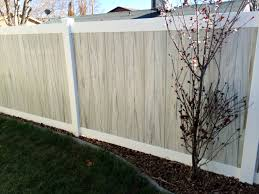 vinyl fencing in st george utah taylor made fencing