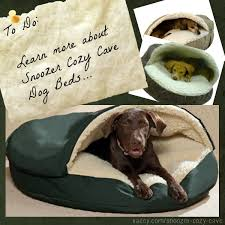 snoozer cozy cave dog beds best dog beds for all dogs