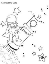 orion activities and coloring sheets for kids space station