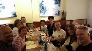 family lunch in sitges picture of restaurant casa sevilla