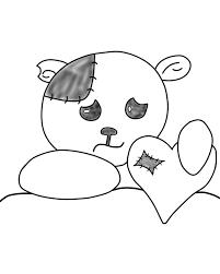 teddy bear draw cliparts co