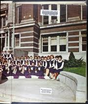 northeast high school yearbook northeast high school nor easter yearbook kansas city mo