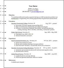 How To Build A College Resume How To Make A College Resume Resume Badak