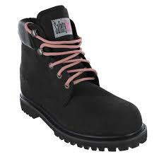 womens steel toe boots near me safety ii steel toe s work boots black 10 5m