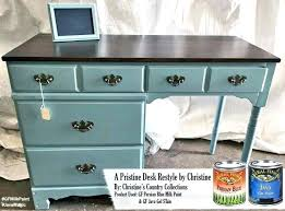 how to refinish a desk refurbished furniture how refinish a desk refinished refurbished